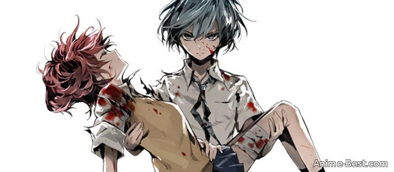 "Рецензия на аниме ""Загадка Дьявола"""